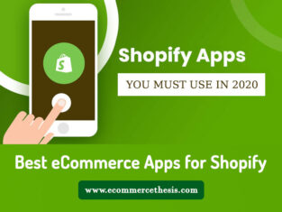 Best eCommerce Apps for Shopify