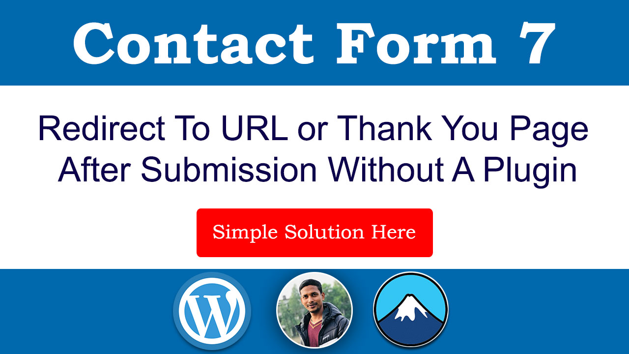 Contact Form 7 Redirect
