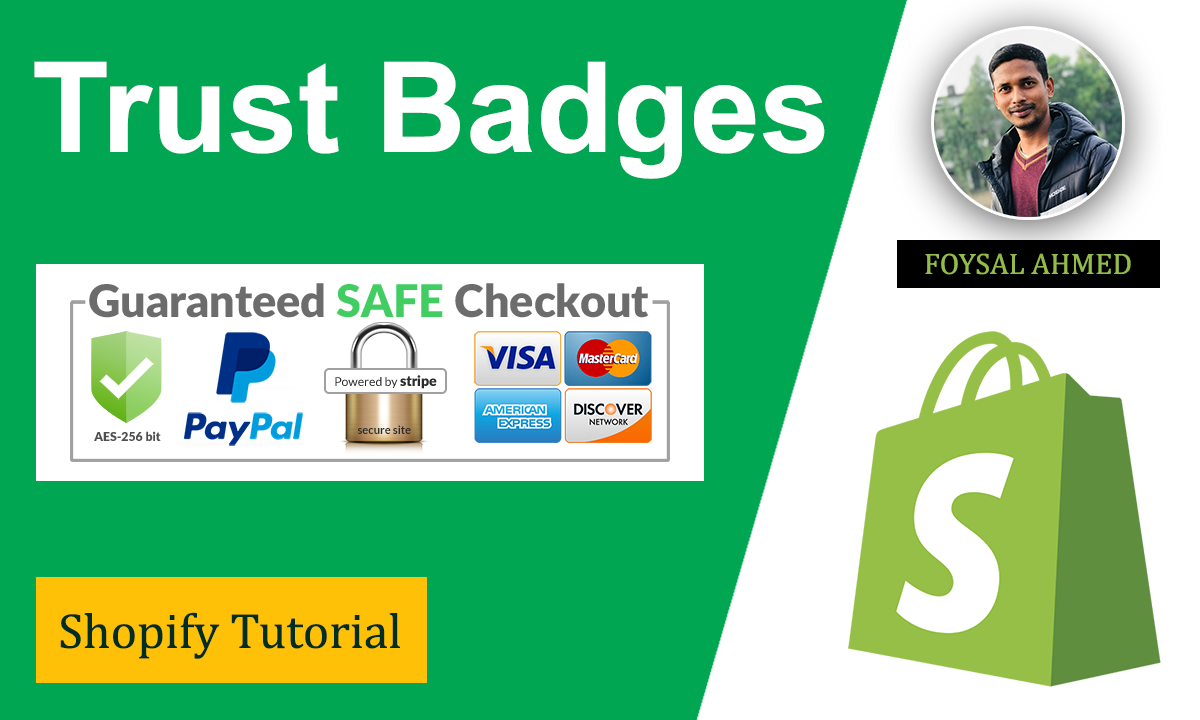 Add Trust Badges to Shopify