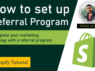 Shopify Referral Program